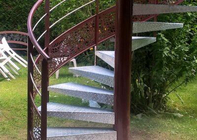 escalier métallique produit alsace 2