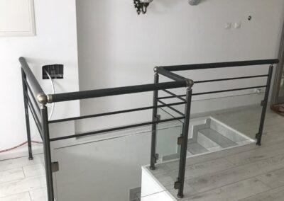 garde-corps alu interne maison