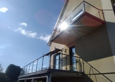 garde-corps alu balcon exterieur alsace